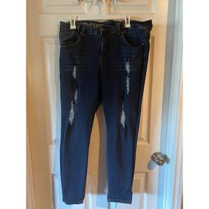 Lovesick size 20 skinny jeans